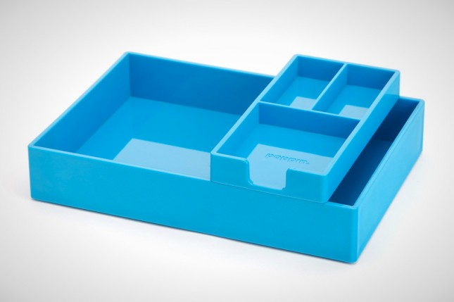 Pool Blue Acrylic Tray