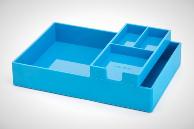 Pool Blue Acrylic Tray