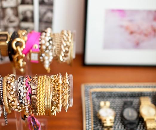 jewelry organization storage